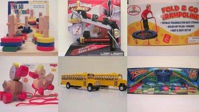 Los diez peores juguetes de 2011