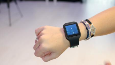 Primer contacto con los nuevos wearables de Sony: Smartwatch 3 y Smartband Talk