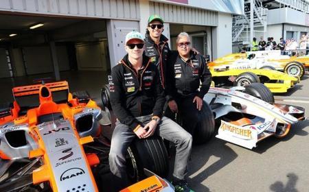 """Vijay Mallya:""""El ADN de la Fórmula 1 siempre ha sido un equipo apasionado"""""""
