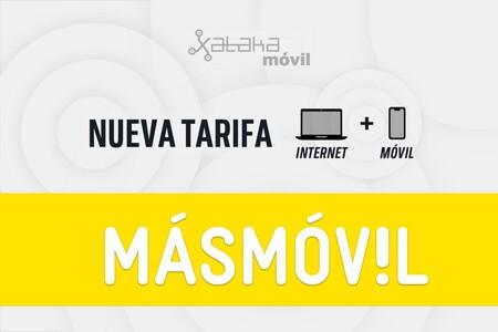 MásMóvil mejora su combinado de fibra y móvil más barato con 5 GB gratis