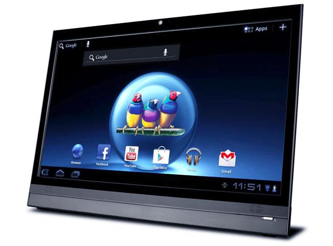 ViewSonic VSD220, un monitor táctil con Android incluido
