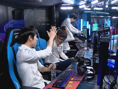 SKT sucumbe ante Jin Air en la partida más larga de la historia del LoL