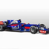El STR12 de Carlos Sainz ve la luz en el Circuit de Catalunya