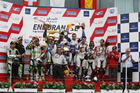Victoria para el Suzuki Endurance Racing Team en la prueba del Bol d'Or