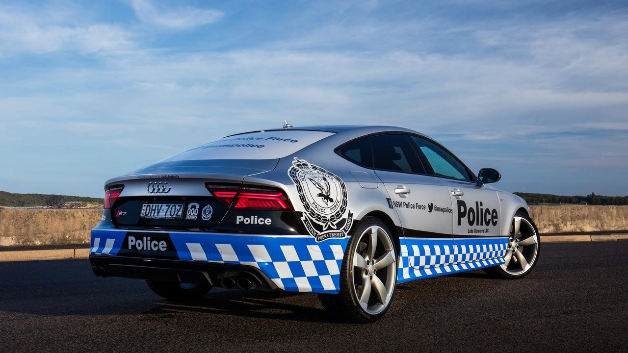 Foto de Audi S7 Sportback Policía Australia (9/15)