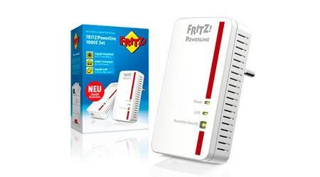 Fritz!Powerlinw 1000E, nuevo PLC más rápido para conexiones exigentes