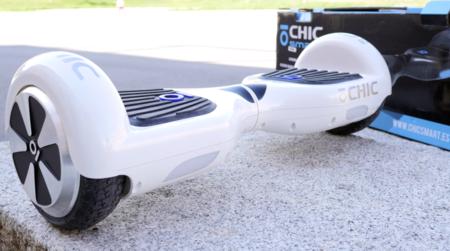 Chic Smart S1, análisis: el primer patín eléctrico de autoequilibrio llega a España