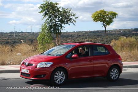 Toyota Auris 1.6 ConfortDrive, prueba (parte 2)