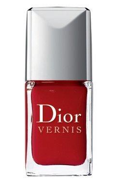 Trío de rojos, nuevos esmaltes de Dior: Icône, Trafalgar y Gruau