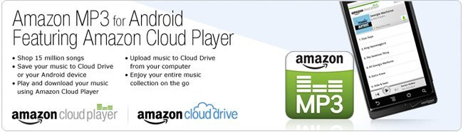 Amazon Cloud Live Player