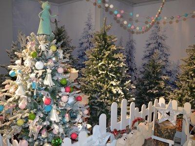 Un bosque encantado para llevar la magia de la Navidad al cuarto de los peques  con El Corte Inglés