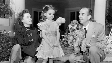 Judy Garland, Vincente Minnelli y Liza Minnelli
