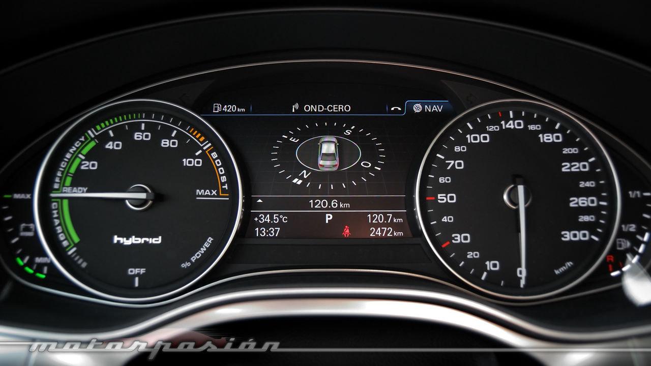 Foto de Audi A6 hybrid (prueba) (31/120)