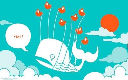 Twitter no resistió la llegada del nuevo año