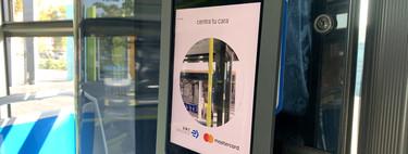 No es China, es Madrid: el pago facial llega en fase de pruebas a los autobuses de la EMT