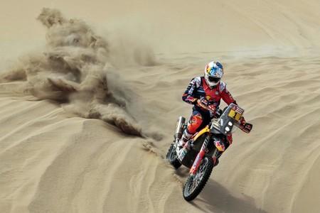 Sam Sunderland Dakar 2018 2