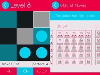 Move, un simple juego para iOS con el que exprimir tu cerebro