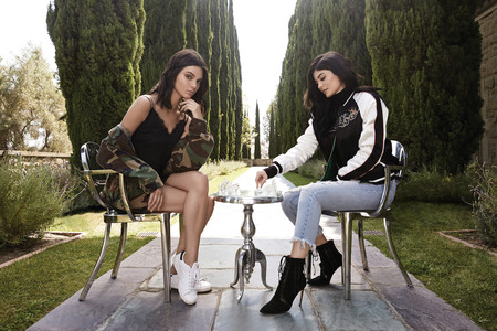 Forever 21 cae en las redes de las hermanas Jenner y lanza una colección junto a Kendall y Kylie