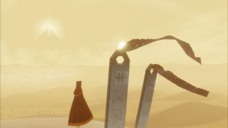 'Journey', vídeos del gameplay de la beta. El secreto está en el sónar