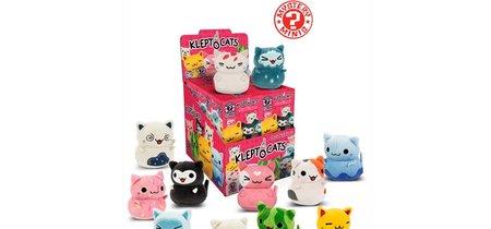Kleptocats, el juego de gatitos para móviles creado en México tendrá hermosos peluches especiales de Funko