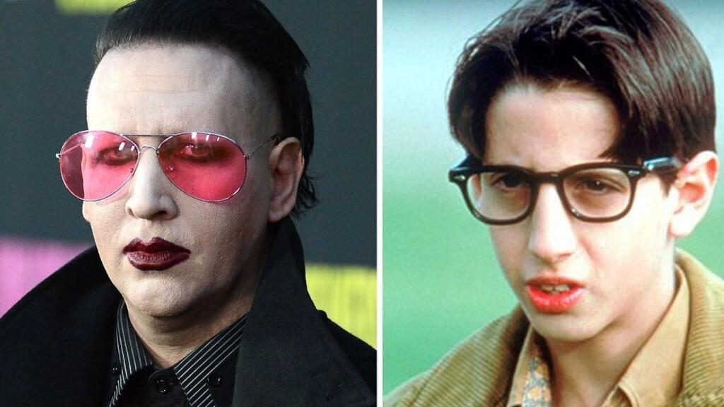El mito de Marilyn Manson en 'Aquellos maravillosos años': toda la verdad detrás de una de las leyendas urbanas más extendidas de Hollywood