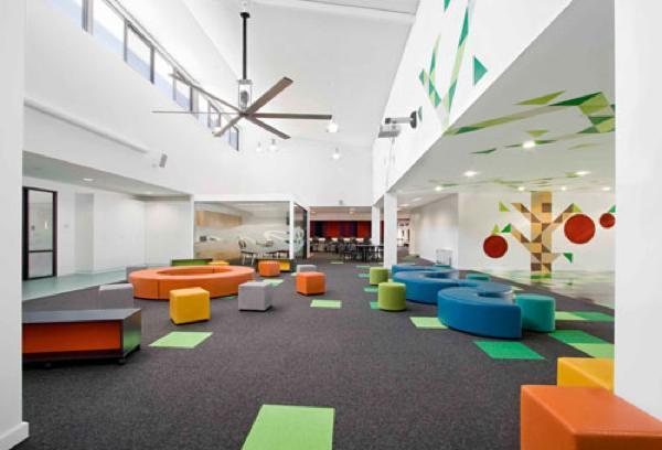 Foto de Puertas abiertas: el colegio St. Mary en Australia (3/5)