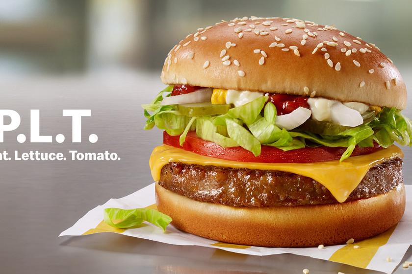 McDonald's también estrena su