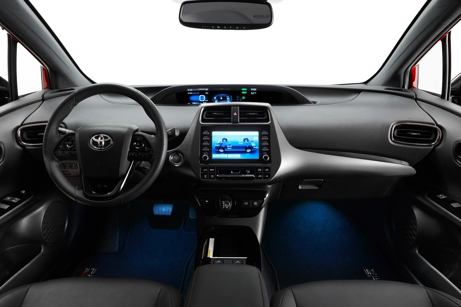 Foto de Toyota Prius 2020 Edition 2021 (7/8)