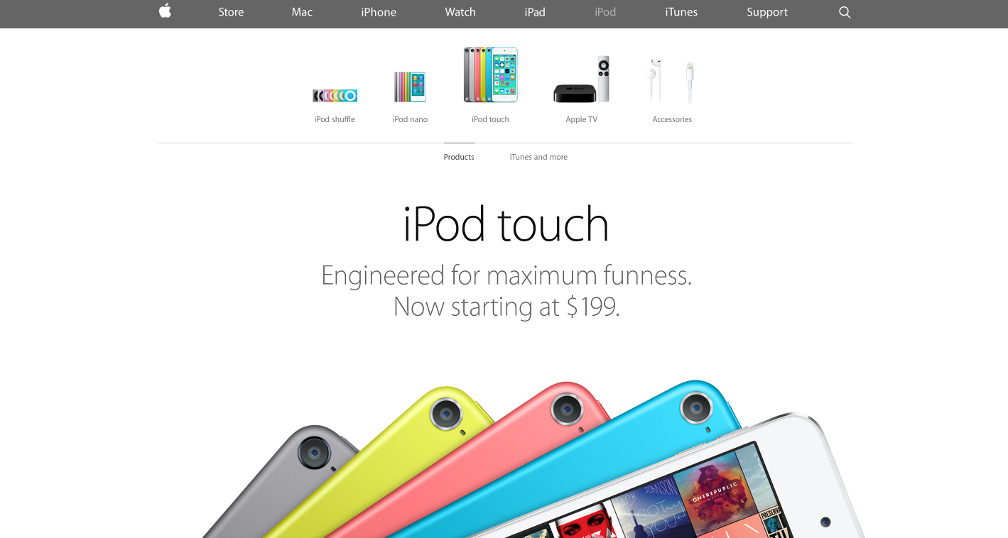 Foto de Nueva web de Apple (8/9)