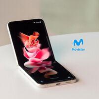 Precios Samsung Galaxy Z Fold3 y Z Flip3 a plazos con tarifas Movistar desde 29,42 euros