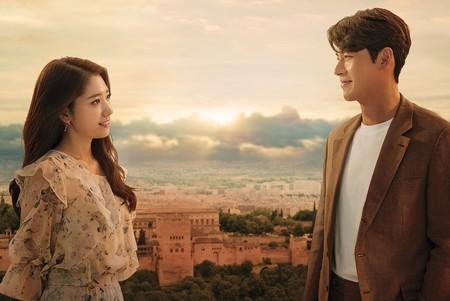 Netflix estrenará 'Recuerdos de la Alhambra', el drama futurista coreano ambientado en Granada que no sabíamos que necesitábamos