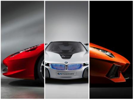Los 5 autos que todo hombre desearía tener