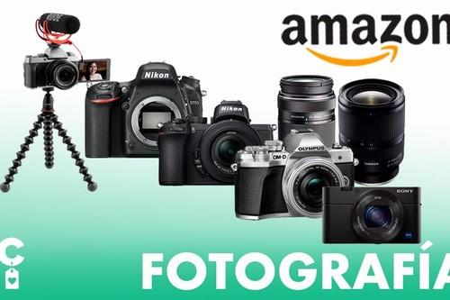 17 ofertas en fotografía para la vuelta de las vacaciones: cámaras y objetivos Olympus, Fujifilm, Nikon, Sony o Tamron a los precios más atractivos