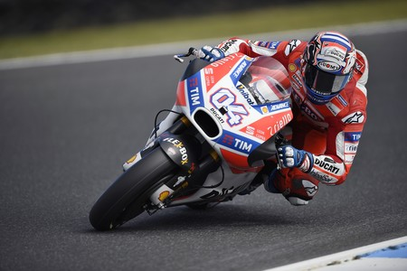 Andrea Dovizioso Motogp Malasia 2017 2