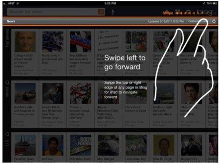 Estudio sobre la usabilidad de las aplicaciones en el iPad