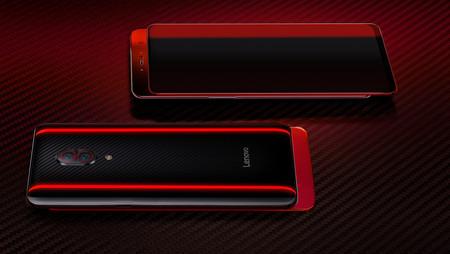 Lenovo Rojo