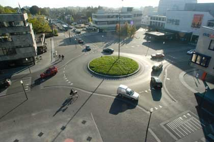 Más ciudades europeas prueban a vivir sin señales