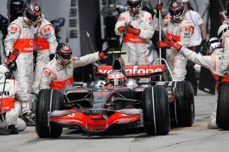 En McLaren ya tienen un plan B