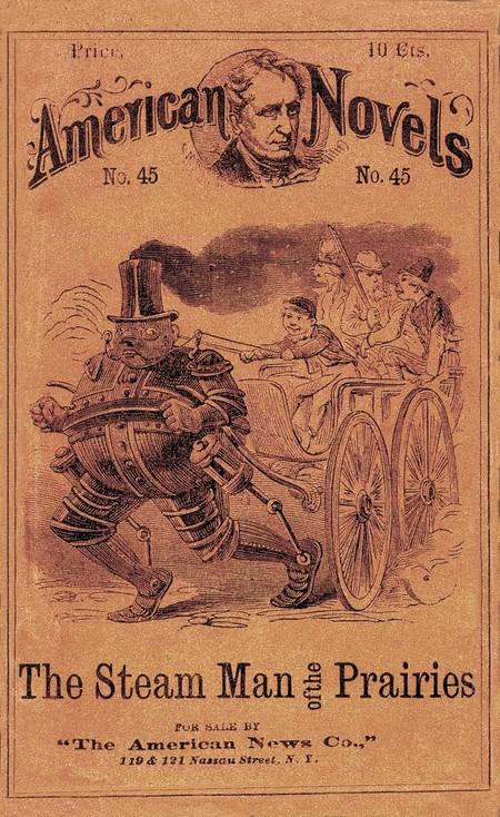 Steam Man