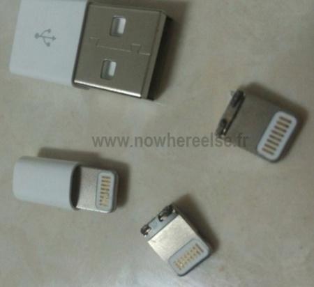 Conector iPhone