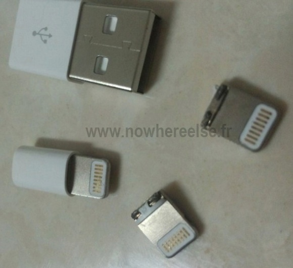 Conector iPhone