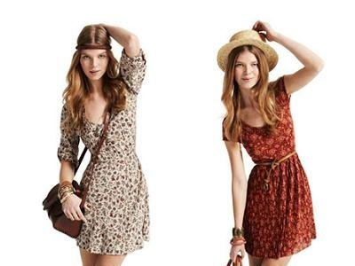 Colección Primavera-Verano 2011 de Pull and Bear. 7 estilos para 7 días