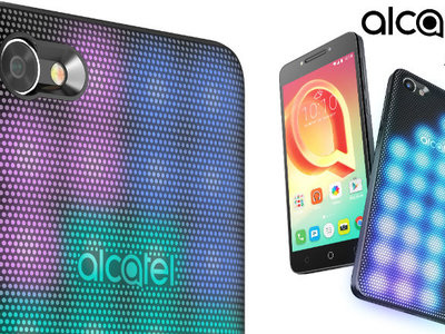 Alcatel A5 LED, A3 y U5: la gama media se viste de luces