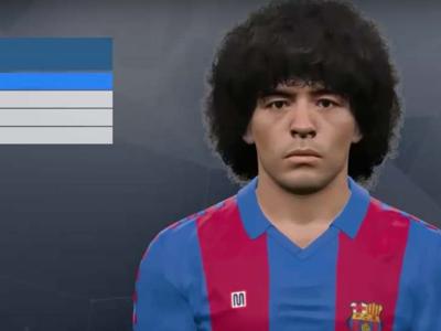 """Diego Armando Maradona: """"Konami, te vas a comer un juicio millonario"""""""