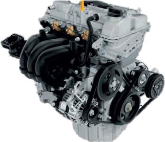 Motor K10b Suzuki