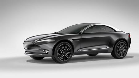 Aston Martin DBX Concept, el primer eléctrico puro del fabricante británico