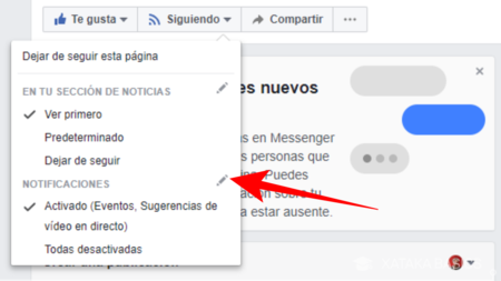 Configurar Notificaciones