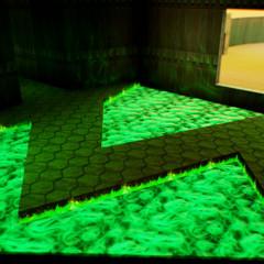Foto 3 de 13 de la galería nivel-e1m1-de-doom-en-unreal-engine en Vida Extra