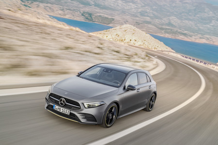 Mercedes Benz Clase A 2018 355