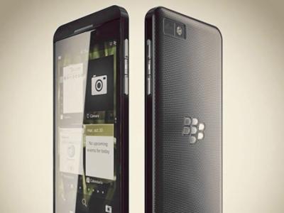 Los filtros de la cámara de BlackBerry 10 se dejan ver, también una primera foto